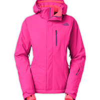 The North Face Women's Jackets & Vests Skiing/Snowboarding WOMEN'S JEPPESON JACKET