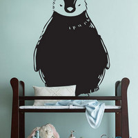 Vinyl Wall Decal Sticker Cute Baby Penguin #388