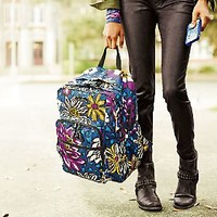 Vera Bradley Signature Print Lighten Up Large Backpack — QVC.com