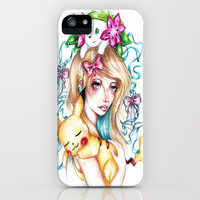 Maddie iPhone Case by Krista Rae | Society6