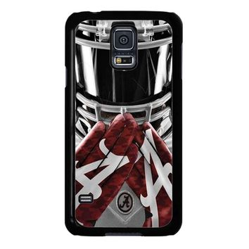 Alabama Crimson Tide Ncaa Football 5 Samsung Galaxy S5 Case