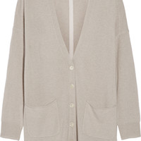 Duffy - Oversized cashmere cardigan