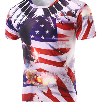 Independence Day Men's T-shirt