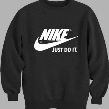 Nike Just Do It Sweater for Mens Sweater and Womens Sweater *