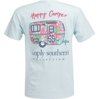 Simply Southern Women's Camper T-shirt | Academy
