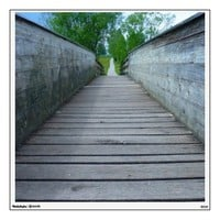 Wooden Bridge Wall Decal from Zazzle.com