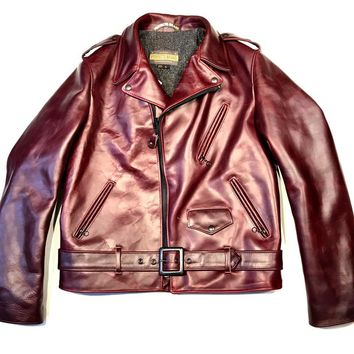 Schott NYC Perfecto Steerhide Motorcycle Jacket