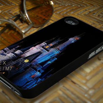 Cinderella Castle 3D Case for iPhone 4/4s/5/5c/5s, Samsung Galaxy S3/s4/s5, Galaxy note 3, iPod 5