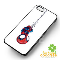 Spiderman baby spider -stRi for iPhone 6S case, iPhone 5s case, iPhone 6 case, iPhone 4S, Samsung S6 Edge