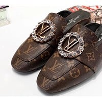 shosouvenir LV 【Louis vuitton】Fashion slippers