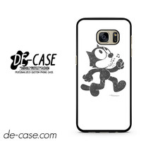 Felix The Cat DEAL-4152 Samsung Phonecase Cover For Samsung Galaxy S7 / S7 Edge