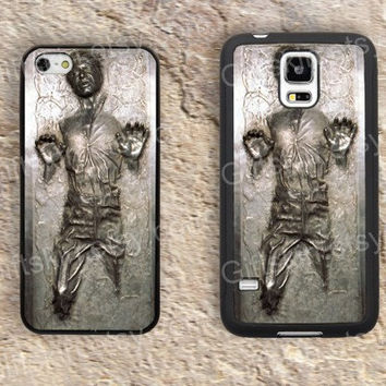Dream Han Solo iphone 4 4s iphone  5 5s iphone 5c case samsung galaxy s3 s4 case s5 galaxy note2 note3 case cover skin 165