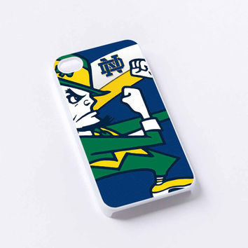 Notre Dame Fighting Irish iPhone 4/4S, 5/5S, 5C,6,6plus,and Samsung s3,s4,s5,s6