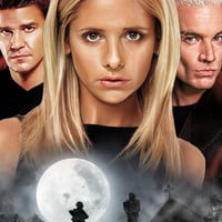 Buffy The Vampire Slayer - Signed Print