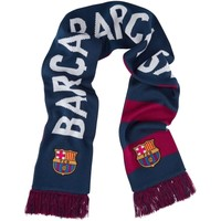 Barcelona FC Nike Supporters Home Scarf - Navy Blue
