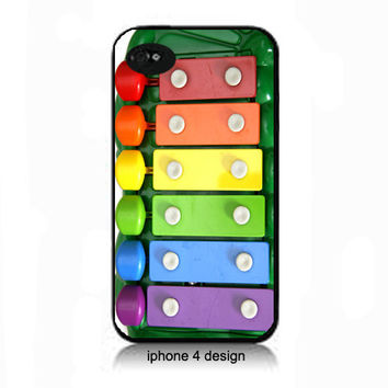 Xylophone iphone 4 case, Iphone cell phone cover