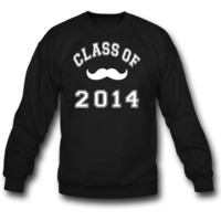 Class of 2014 Moustache Sweatshirt