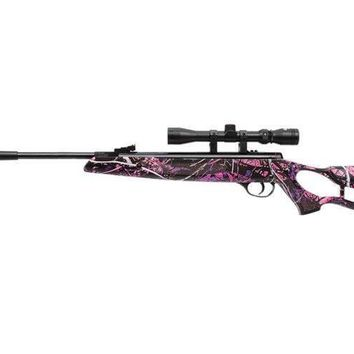 Hatsan Edge Air Rifle, Muddy Girl Camo - 0.177 Caliber