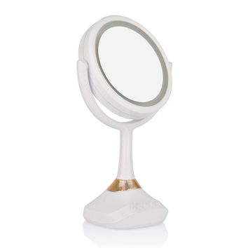 Makeup Mirror Vanity Mirror with lights + Bluetooth