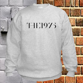 The 1975 art sweater Sweatshirt Crewneck Men or Women Unisex Size