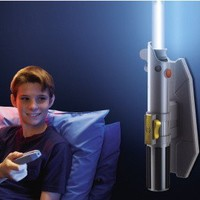 Remote Controlled Lightsaber Room Light - Star Wars in Your Room!
