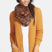BP. Waffle Long Cardigan (Juniors) (Online Only)
