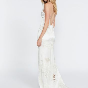 Free People Odette Slip Dress