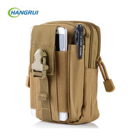 Phone Accessory Military waist holder Belt Pouch wallet Bag For Iphone 6s 6 7Plus For Samsung Galaxy A3 A5 A7 2016 For Huawei P9