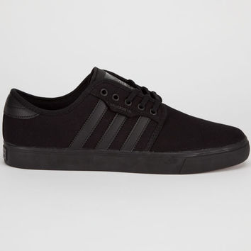 Adidas Seeley Mens Shoes Black/Black/Dark Cinder  In Sizes