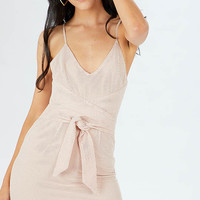 Jaffrey Dress - Blush