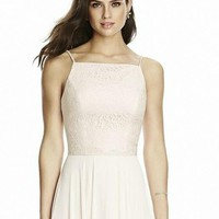 Dessy Collection T2981 Lace Top Bridesmaid Separates
