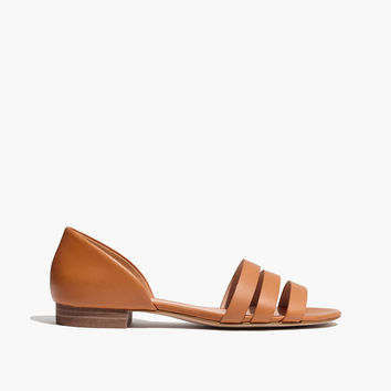 The Leila Sandal in Leather