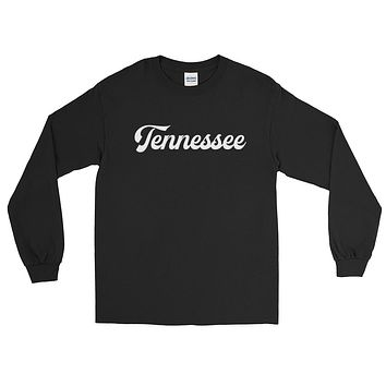 Tennessee Script Long Sleeve T-Shirt