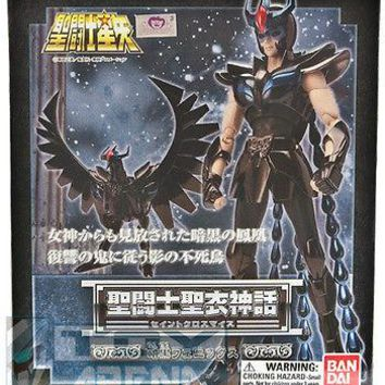 Saint Seiya Myth Cloth Black Phoenix Figure Bandai NEW