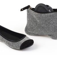 Sidekicks Energy Silver, Foldable Flats