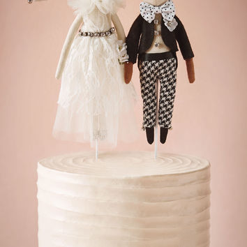 Woodland Creatures Cake Topper