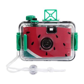Watermelon Underwater Camera