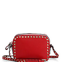 Valentino - Rockstud Camera Bag - Saks Fifth Avenue Mobile