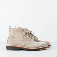Alden for The Bureau Belfast Milkshake Suede Indy Work Boot