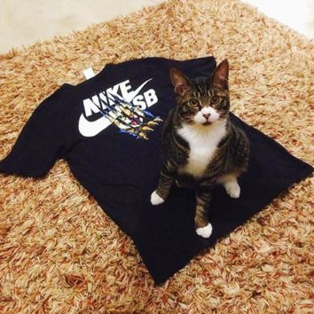 Nike SB Cat Scratch Tee Cat claw lovers T-shirt