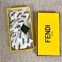 FENDI Mania Silk Headband