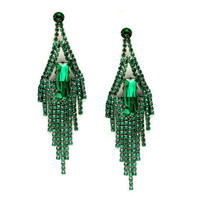 Pree Brulee - Emerald City Earrings
