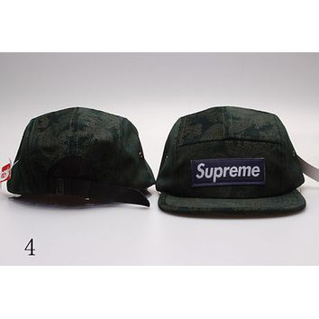 Perfect Supreme Women Men Embroidery Hip Hop Sport Baseball Cap Hat
