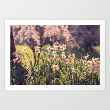 Spring Art Print by Kristopher Winter