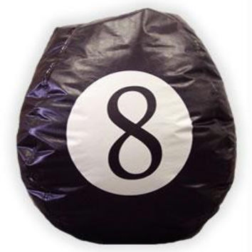 Bean Bag 8 Ball