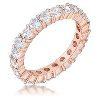 Jessica Band in Rose Goldtone Finish JGI