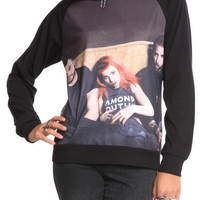 Paramore Sublimation Girls Pullover | Hot Topic