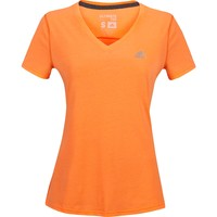 adidas Ultimate Solid Short Sleeve Top Womens