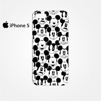 Mickey Mouse Wallpaper for Iphone 4/4S Iphone 5/5S/5C Iphone 6/6S/6S Plus/6 Plus 3D Phone case