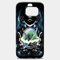 Aang Holding The World Samsung Galaxy S8 Case